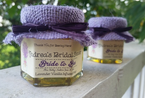 Meant to Bee - Bridal Shower Favors